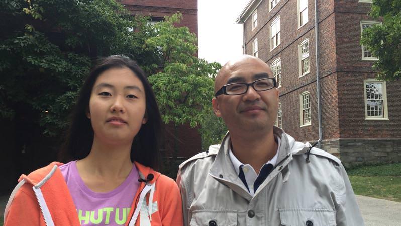 美国布朗大学(Brown)在读生专访