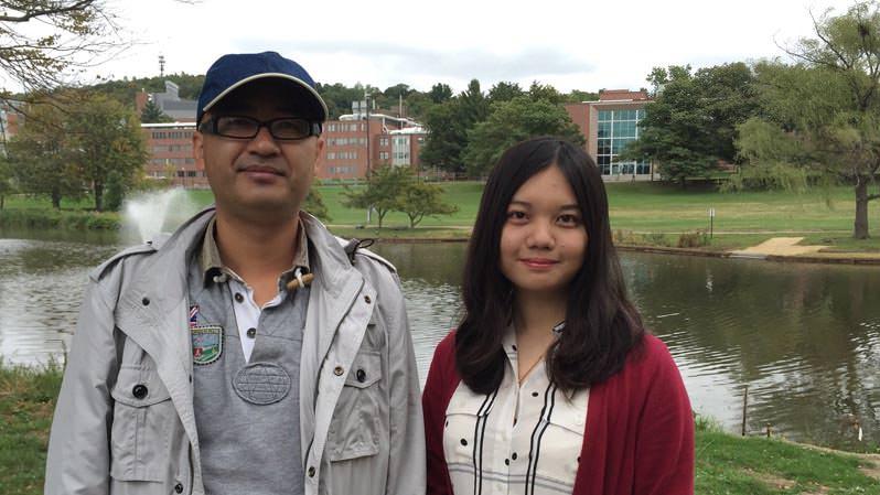 美国麻省大学爱曼彻斯特分校在读生专访