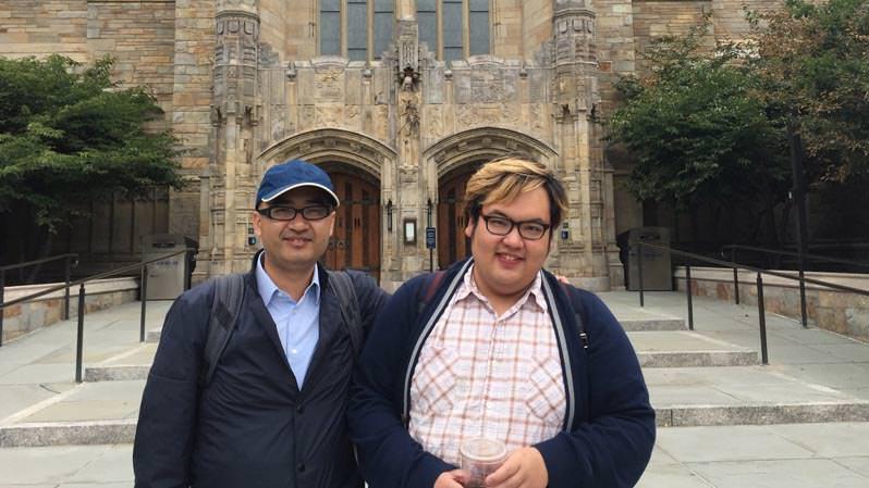 美国耶鲁大学(Yale)在读生专访