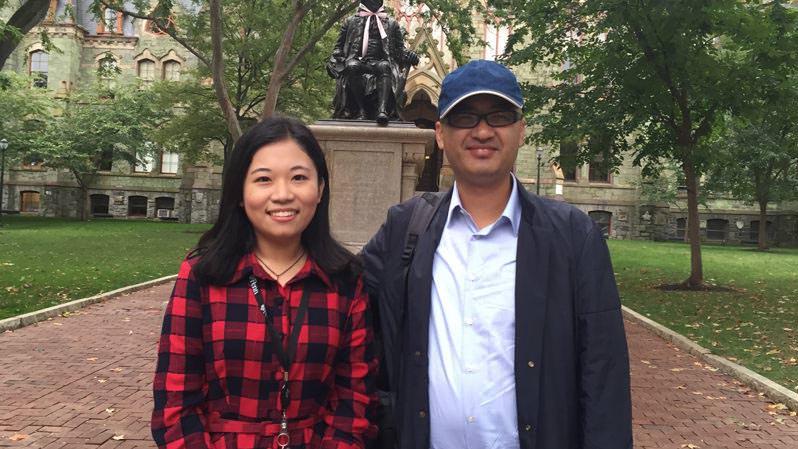 美国宾夕法尼亚大学在读研究生专访