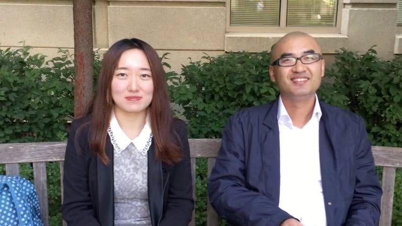 美国乔治城大学法学院在读生专访