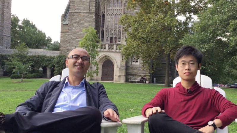 美国史瓦兹摩尔学院(Swarthmore)在读生专访