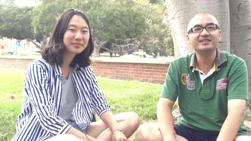 美国加州大学杉矶分校在读学生专访