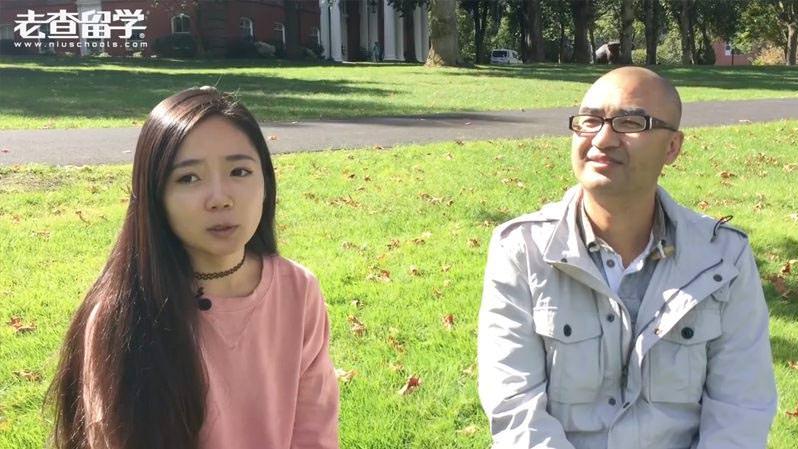 美国塔夫茨大学(Tufts)在读生专访